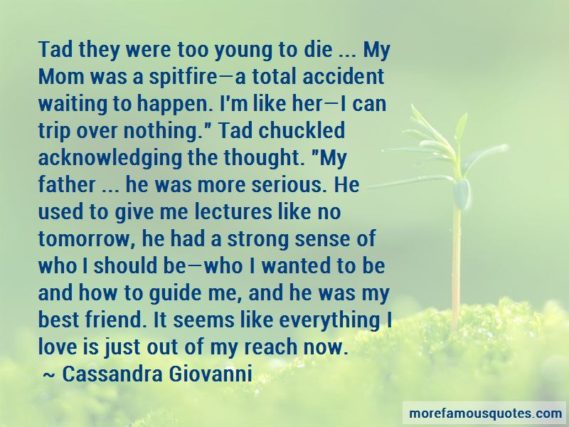 Quotes About Too Young To Die