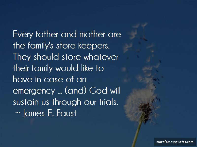 Trials In Family Quotes Pictures 2