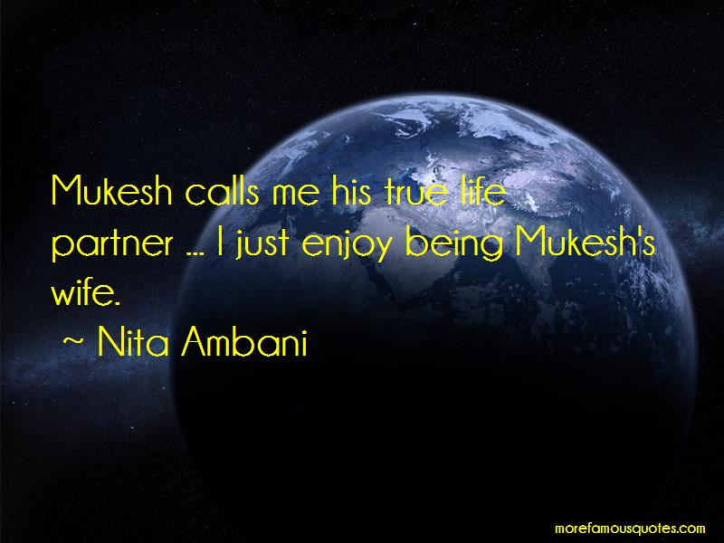 Quotes About True Life Partner