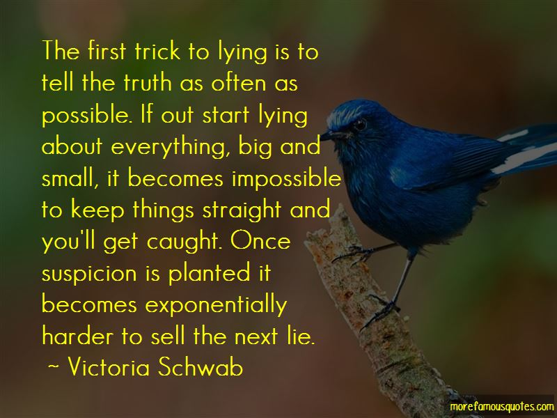 Truth And Lying Quotes Pictures 3