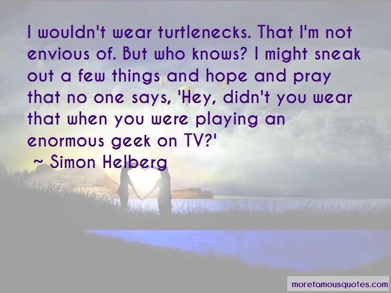 Turtlenecks Quotes Pictures 2