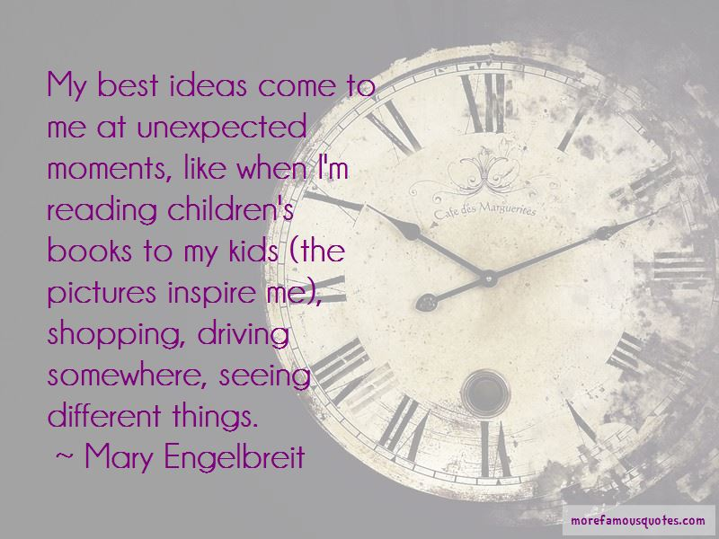 Unexpected Moments Quotes Pictures 4