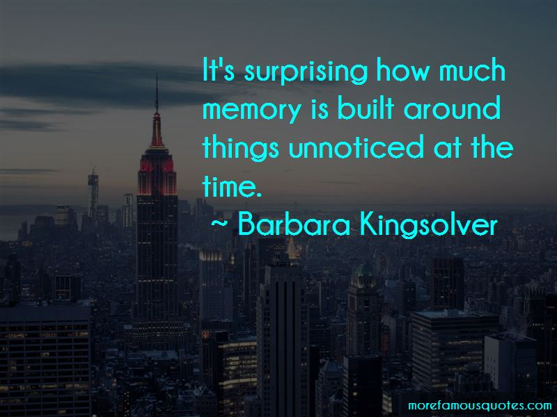 Unnoticed Things Quotes Pictures 4