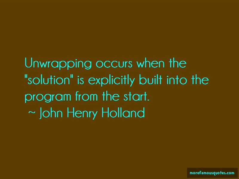 Quotes About Unwrapping
