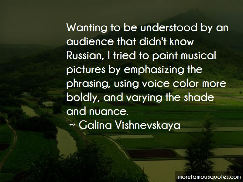 Wanting To Be Understood Quotes Pictures 3