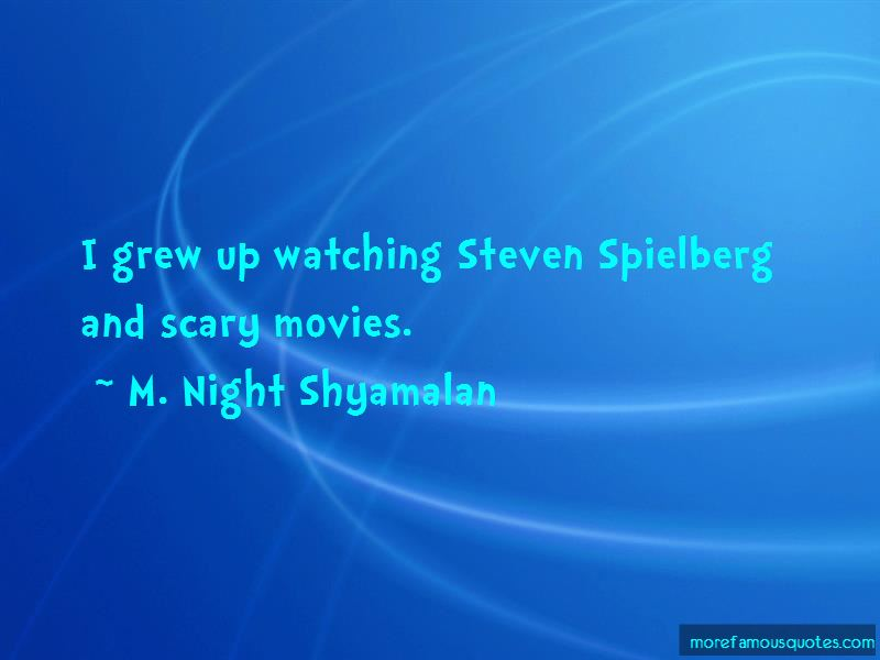 Watching Scary Movies Quotes Pictures 4