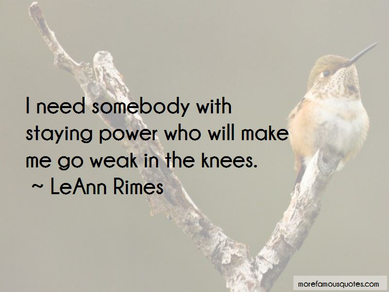 Weak In The Knees Quotes Pictures 4