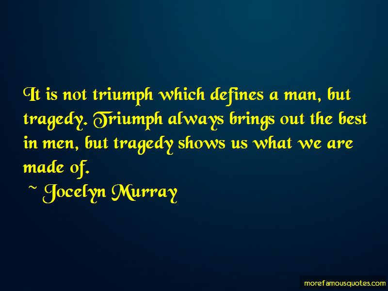 Quotes About What Defines A Man