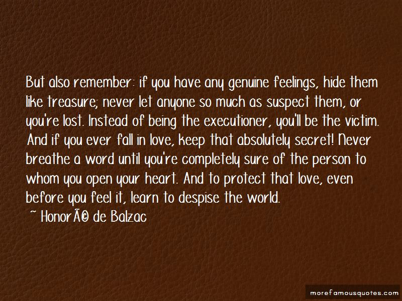 Quotes About Your Secret Love