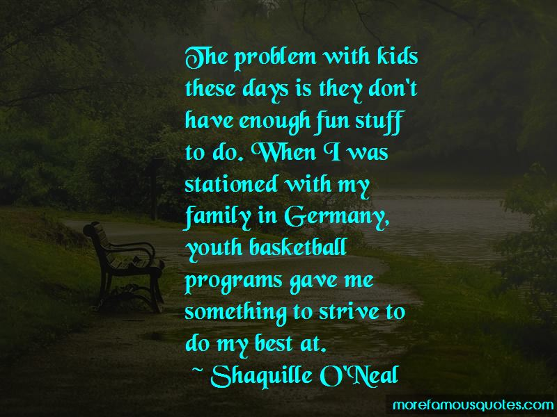 Quotes About Youth Basketball