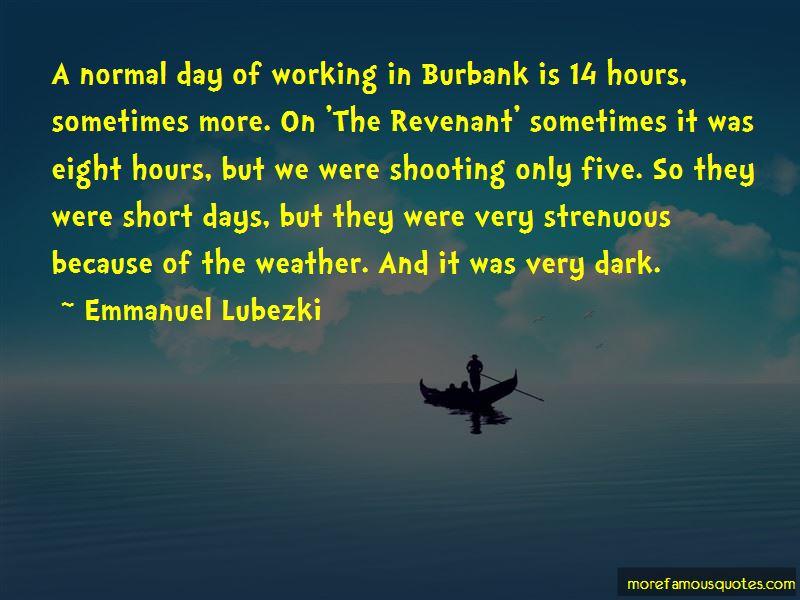 Revenant Quotes