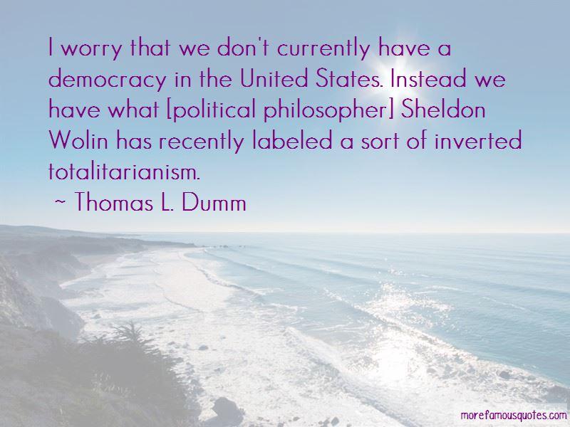 Sheldon Wolin Quotes