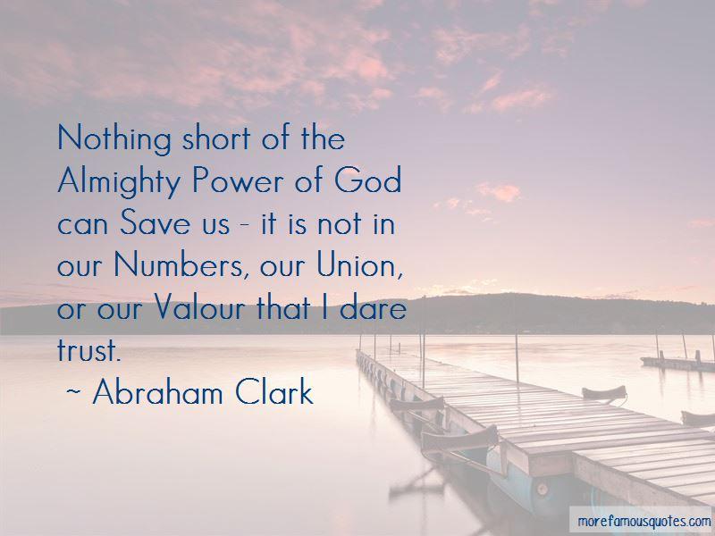 Short Trust God Quotes Pictures 3