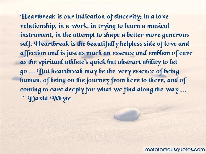 Spiritual Heartbreak Quotes