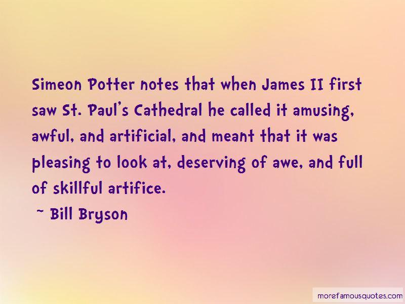 St Simeon Quotes
