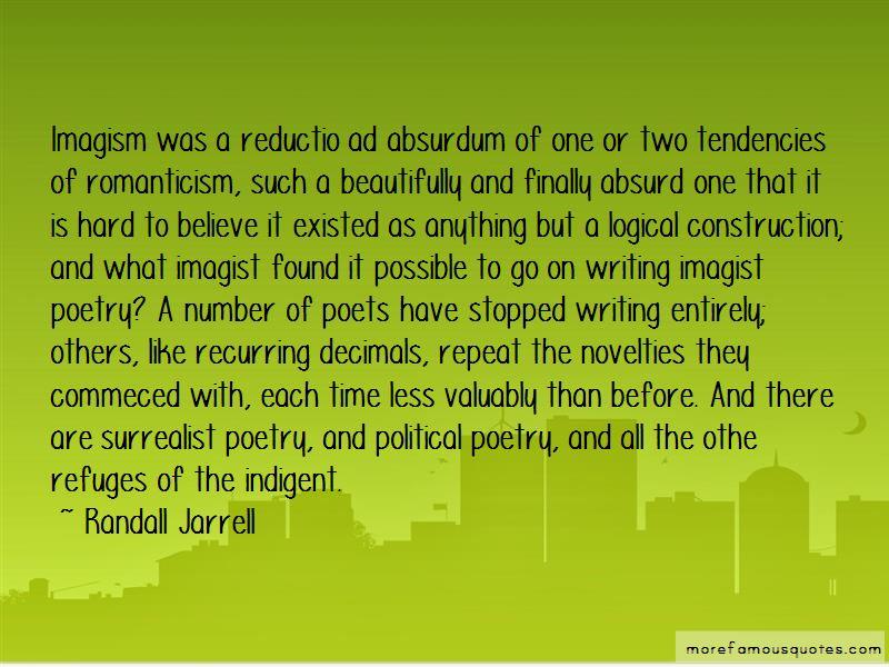 Surrealist Poetry Quotes