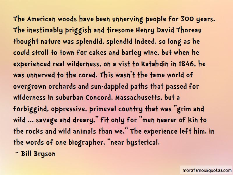 Thoreau Katahdin Quotes