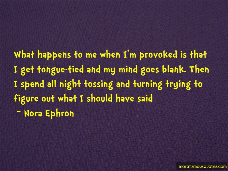 Tossing And Turning At Night Quotes Pictures 2