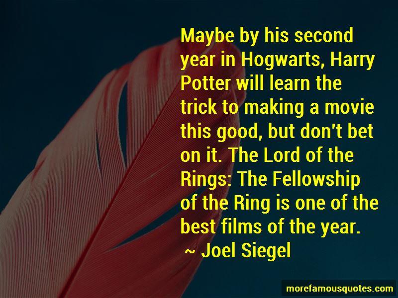 Trick Movie Quotes
