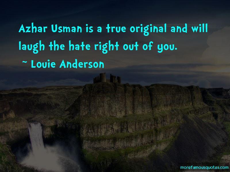 Usman Ra Quotes