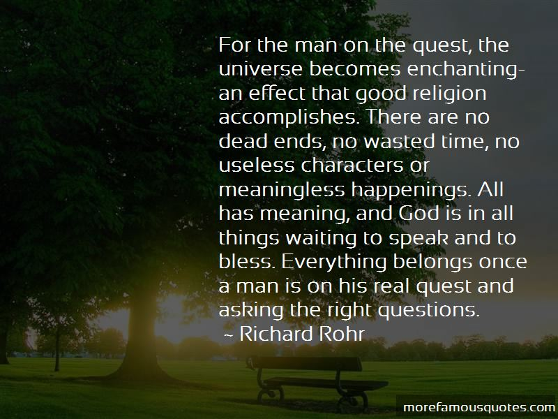 Waiting On God For The Right Man Quotes