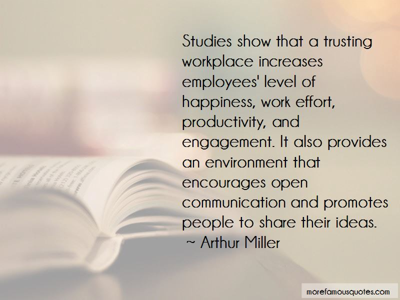 Workplace Engagement Quotes