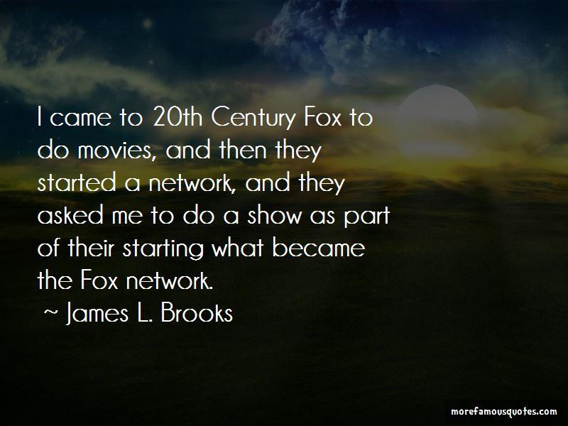 20th Century Fox Quotes