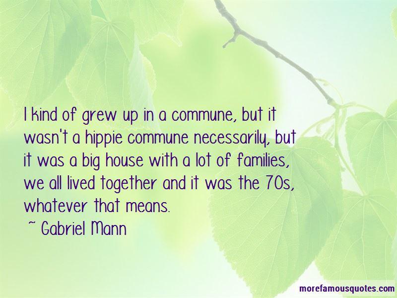 70s Hippie Quotes