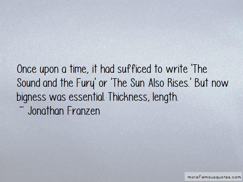 A Sun Also Rises Quotes