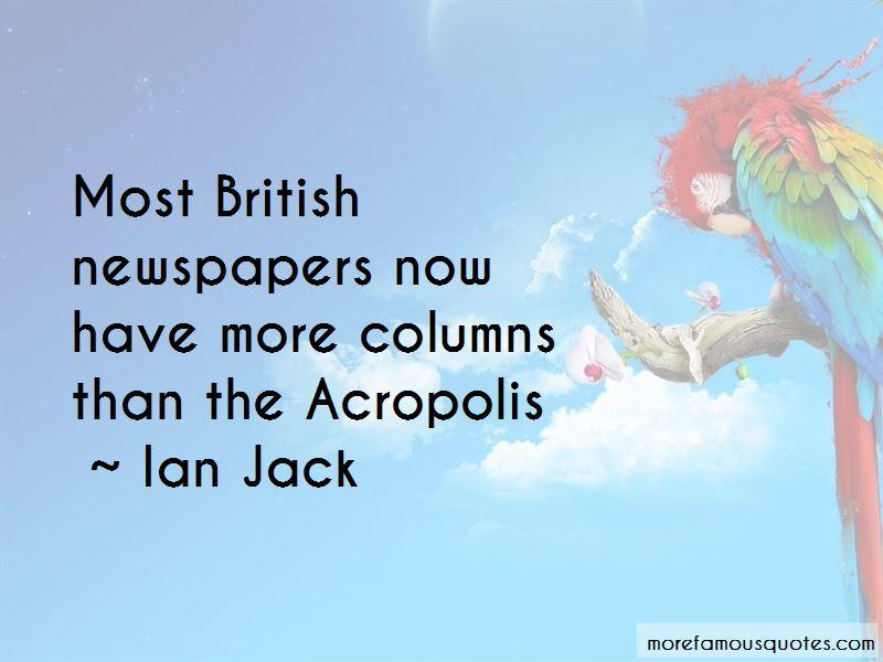 Acropolis Now Quotes