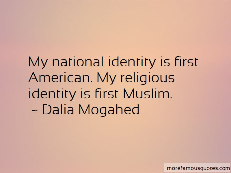 American National Identity Quotes