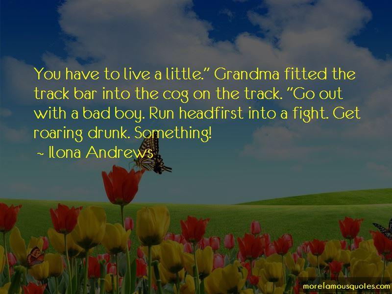 Bad Grandma Quotes Pictures 3
