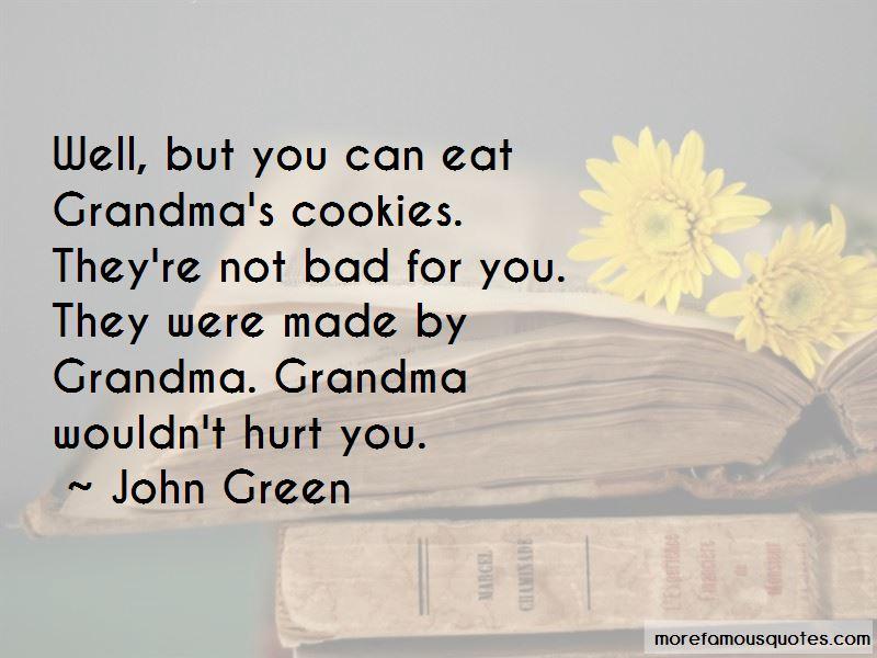 Bad Grandma Quotes