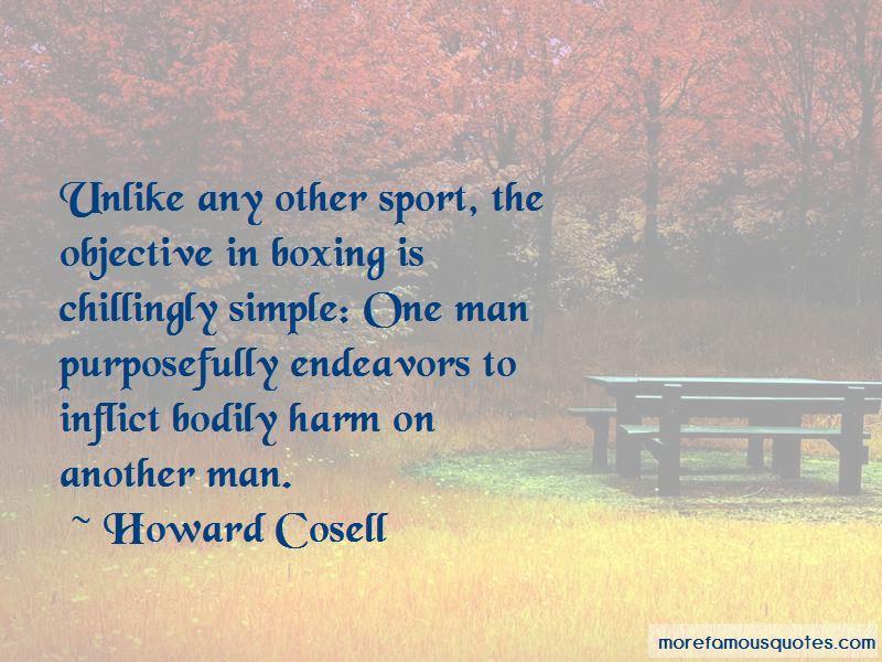Bodily Harm Quotes