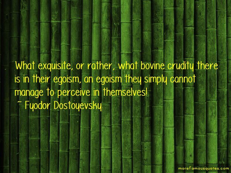 Bovine Quotes