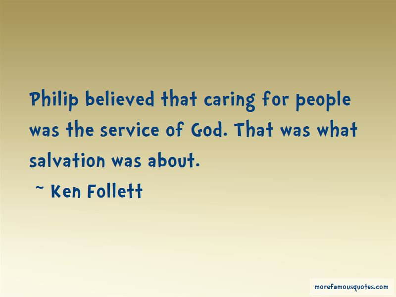 Caring Service Quotes