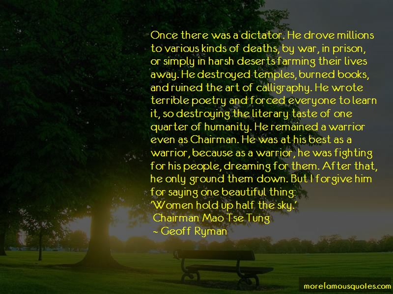 Chairman Mao Tse Tung Quotes