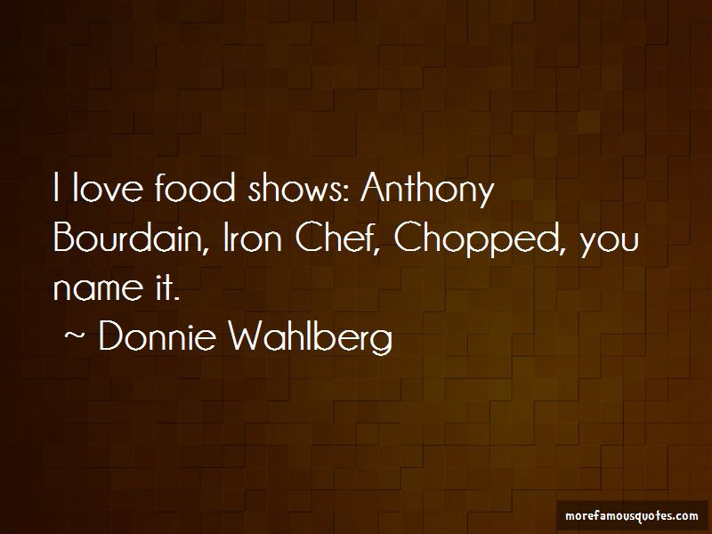 Chopped Chef Quotes