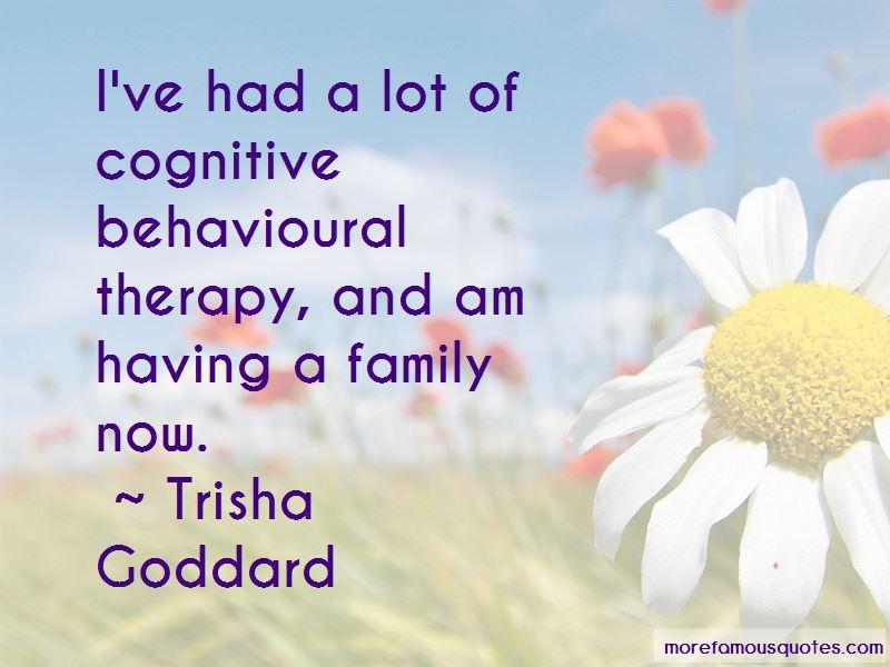 Cognitive Behavioural Quotes