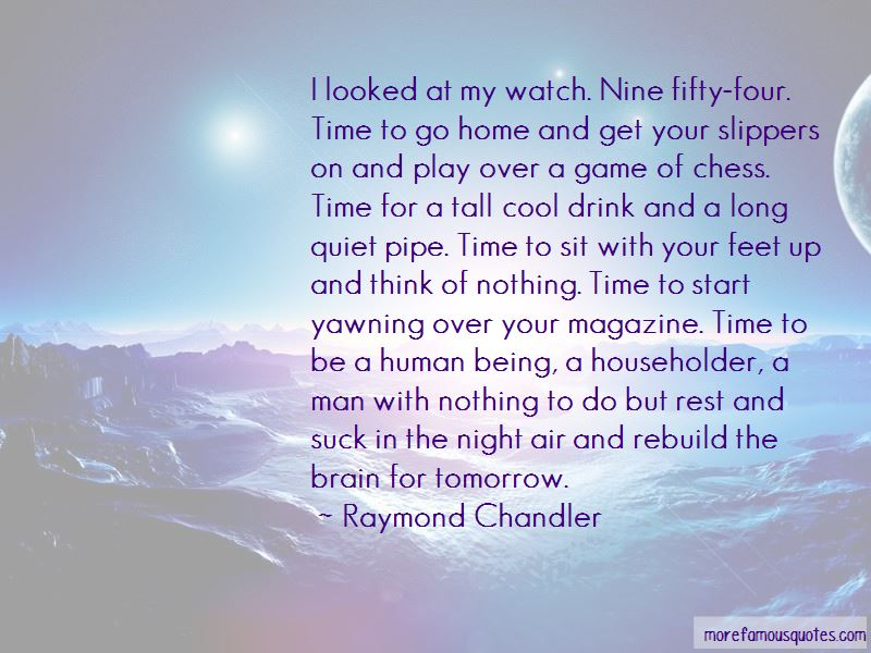 Cool Night Time Quotes