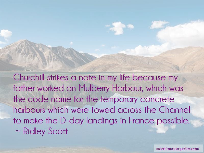 D Day Landings Quotes
