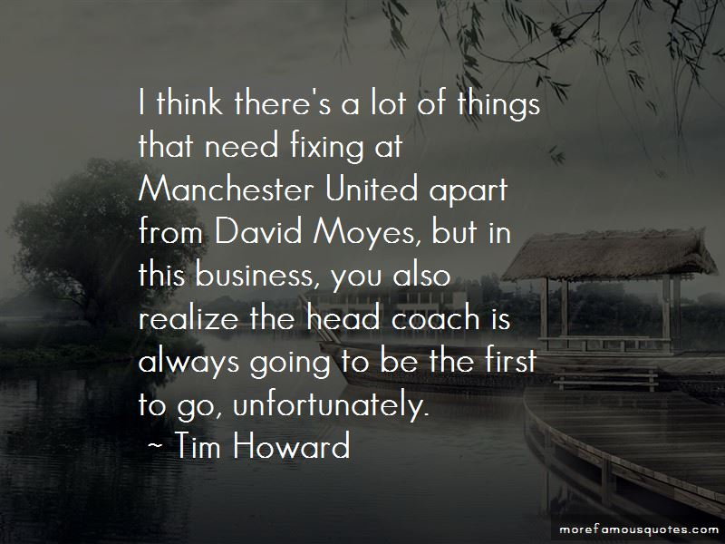 David Moyes Manchester United Quotes Top 1 Quotes About David Moyes Manchester United From Famous Authors
