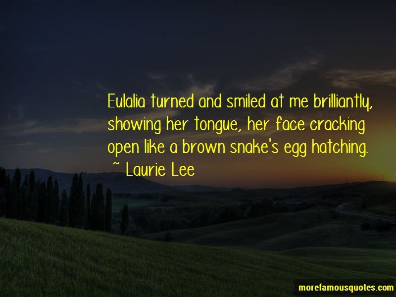 Egg Hatching Quotes