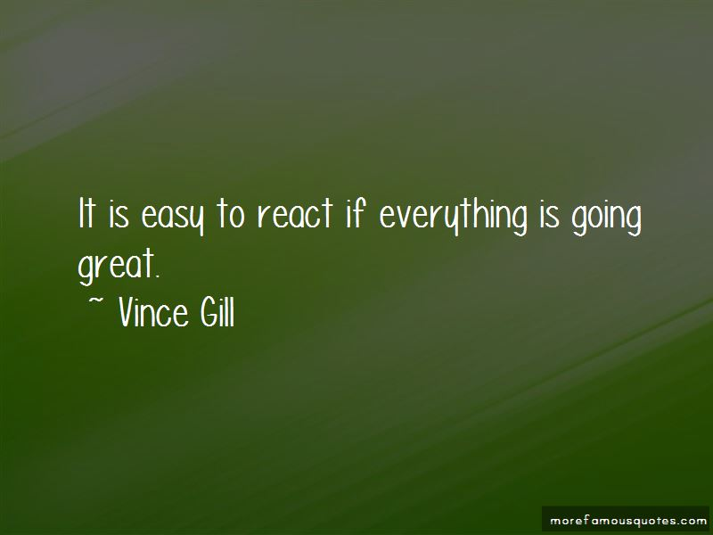 Everything Is Going Great Quotes