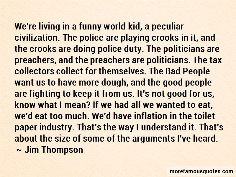 Funny Preachers Quotes