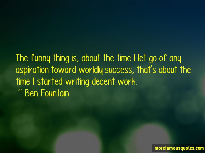 Funny Worldly Quotes
