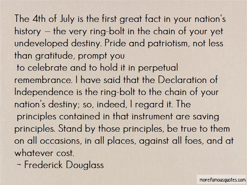 Great July 4th Quotes