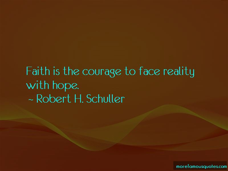 Hope Faith And Courage Quotes Pictures 2