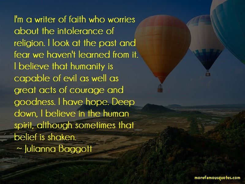 Hope Faith And Courage Quotes