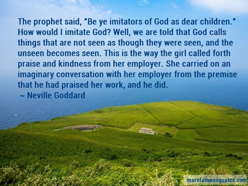 Imitate God Quotes Pictures 2